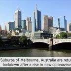 A New Wave of Coronavirus Cases Is Putting Melbourne Back in Lockdown
