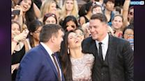 Channing Tatum And Wife Jenna Dewan-Tatum Celebrate Fourth Wedding Anniversary With Sweet Family Pic!