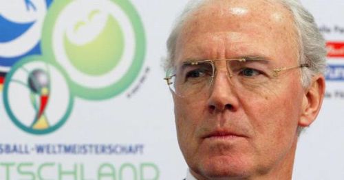 Foot - CM - Franz Beckenbauer auditionné dans le cadre de l'enquête sur l'attribution du Mondial 2006 à l'Allemagne