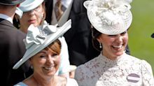 Kate Middleton shares unseen picture with mum Carole on 'difficult' Mother's Day