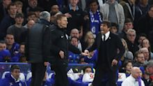 Chelsea boss Antonio Conte says Manchester United didn't try to 'win by playing football' in FA Cup