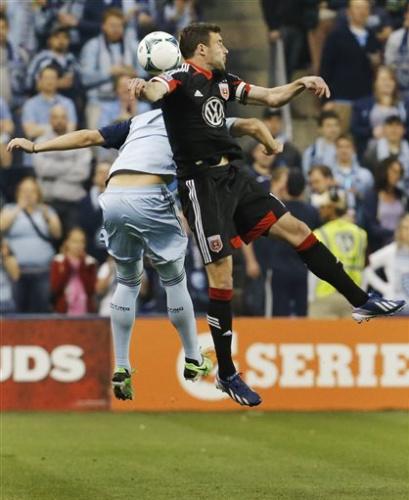 Sporting Kansas City blanks United 1-0