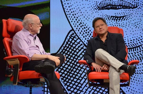 NVIDIA's Jen-Hsun Huang: Windows on ARM should hit tablets first, battling Intel is a bad idea, would love his chips in iPad