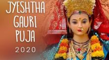 Jyeshtha Gauri Puja 2020: Here's The Muhurta, Rituals And Significance Of This Festival