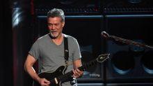 """Van Halen: comment il a créé son célèbre solo de guitare pour """"Beat it"""""""