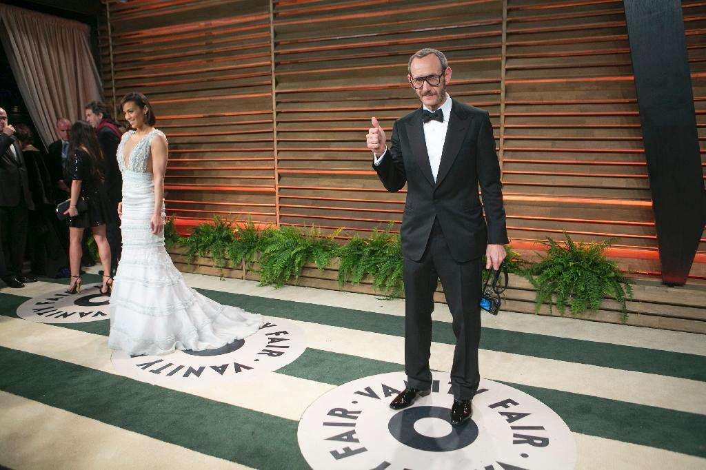 Major publisher Conde Nast has stopped working with photographer Terry Richardson, who has been accused of sexually exploiting models for years (AFP Photo/ADRIAN SANCHEZ-GONZALEZ)