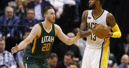 Basket - NBA - Le Utah Jazz à l'arrêt, Golden State déroule contre Oklahoma City
