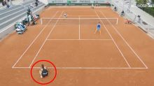 Disturbing footage emerges amid French Open match-fixing furore