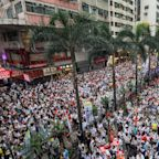 Hong Kong Tennis Open postponed due to protests as tourist numbers plummet