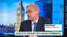 Adecco CEO Sees 'Wait and See Mode' From Brexit