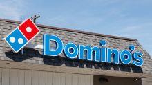 Papa John's and Domino's Pizza sales are soaring