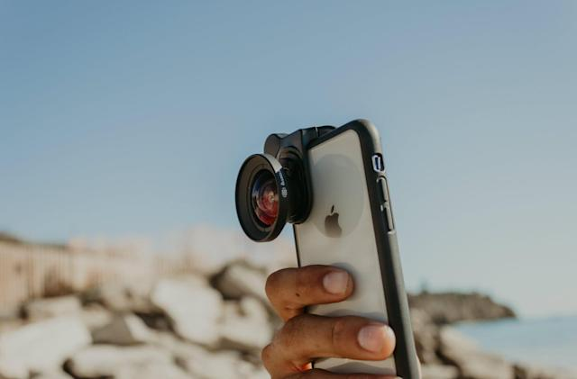 OlloClip's new mobile lenses cater to pros and amateurs alike