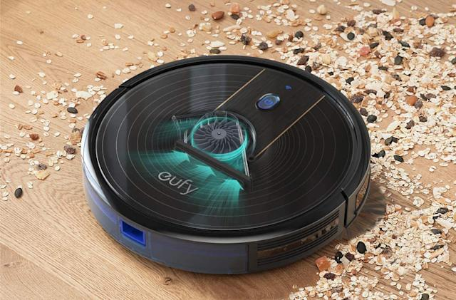 Eufy's popular budget robovacs reach all-time lows in Amazon's one-day sale