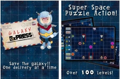 Daily iPhone App: Galaxy Express