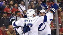 Vasilevskiy stops 32, Lightning top Panthers 3-1 in Game 2