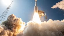 Centennial's United Launch Alliance launches first satellite for U.S. Space Force
