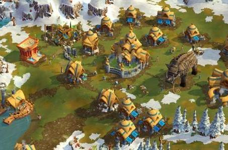 New Age of Empires Online monthly content updates in the works