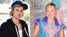 Justin Bieber Jokingly Reignites Feud with Jojo Siwa, Commenting 'Burn It' on Photo of Her Book