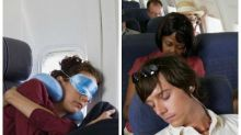 How the way you sleep on a plane can help you dodge jet lag