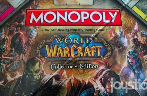 Joyswag & Unboxing: 'Collector's Edition' World of Warcraft Monopoly