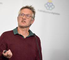 Scientist admits Sweden could have battled virus better