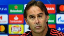 C1 - Real Madrid: Lopetegui assis sur un volcan