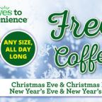 Yesway Gives the Gift of Free Coffee to Customers This Holiday Season
