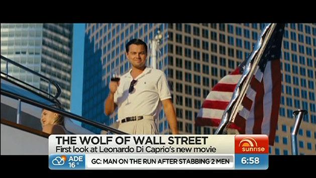 New trailer for 'The Wolf of Wall Street'