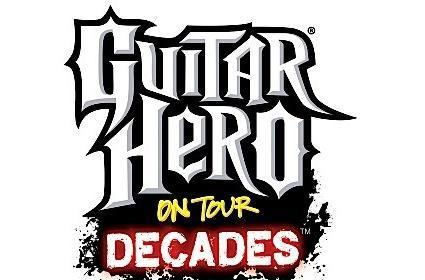 Full song list for Guitar Hero: On Tour Decades revealed