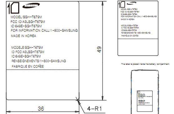 Samsung Galaxy W revisits the FCC, is this T-Mobile's 'Ancora?'