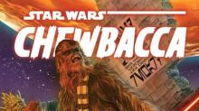 Chewbacca Grabs the Spotlight in New Marvel Comic