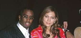 Diddy denies 'trolling' with J.Lo throwback
