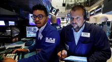Stock market gyrates as the economic picture gets blurred