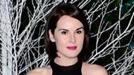 WOWtv - Michelle Dockery Is a Satin Sensation at Kensington Palace Gala