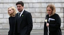 Adele, Carey Mulligan and Marcus Mumford among attendees at Grenfell memorial