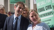This Couple Fought For Civil Partnership. Now It's Finally Time To Celebrate
