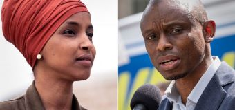 Rep. Omar's challenger says he's a 'bridge builder'