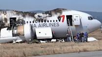 SFO runway damaged by crash could open soon