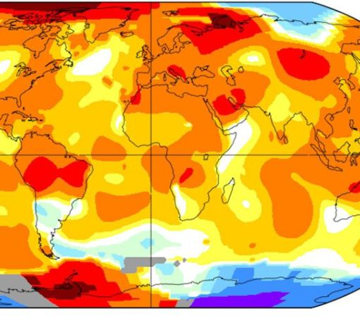 Earth's hottest month on record was July 2016: NASA