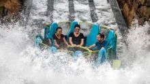 SeaWorld Orlando Claims Top Spots as #1 Theme Park and Mako Wins Top Coaster Again in the USA Today 10Best Reader's Poll!