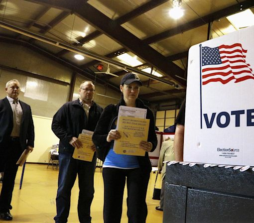 One in Three in U.S. Think Voter Fraud a 'Major' Problem