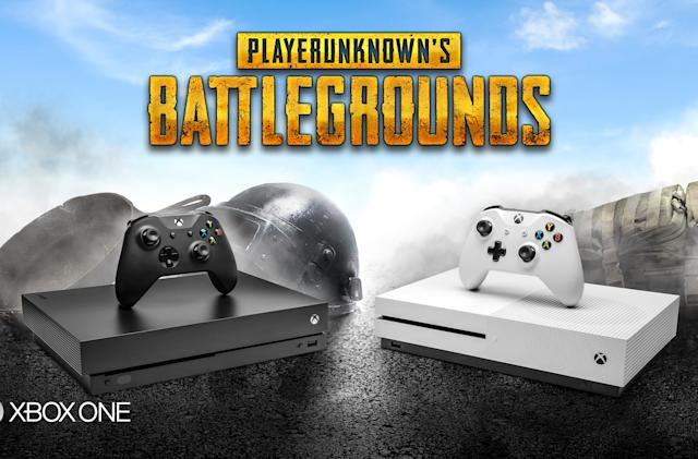 'PlayerUnknown's Battlegrounds' arrives on Xbox One December 12th
