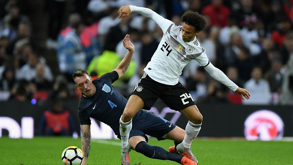 England 0 Germany 0: Pickford and Sane impress in Wembley draw