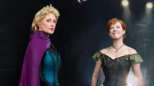 Here's our first look at Disney's Frozen: The Musical