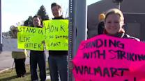 North Olmsted Walmart Protesters