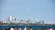 Canada's financial capital reopening subdued as most employees stay home