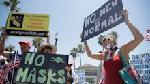 California orders dramatic rolling back of reopening efforts as coronavirus cases surge