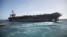 Navy admiral submits results of probe on virus-infected ship