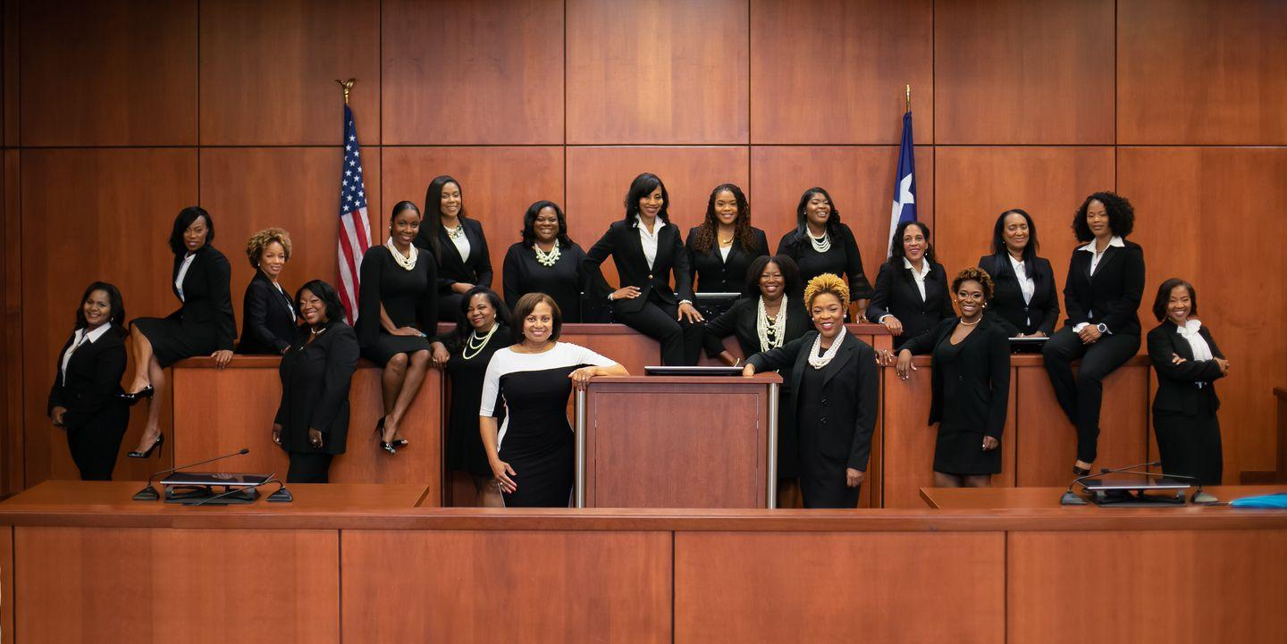 All 19 Black Women Running for Judge in a Texas Race Won Last Night