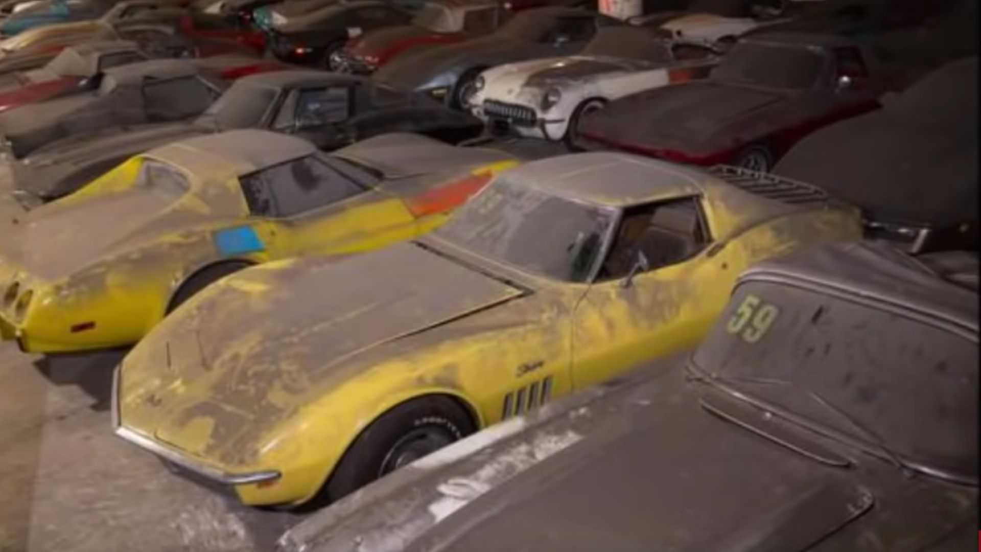 ultimate car barn find purchase